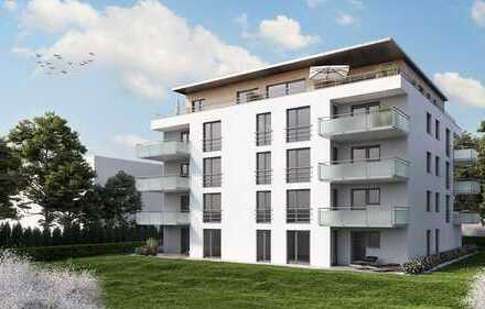 3-Zimmerwohnung ZENTRALE RUHIGE LAGE IN ACHERN Baubeginn 2018