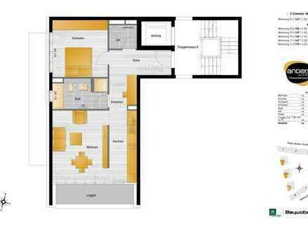 Neubau: Ruhige 2-Zimmer in München Pasing/Obermenzing - Nähe Nymphenburger Park