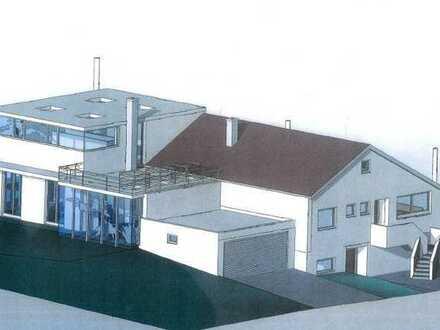 Exklusives neuwertiges Einfamilienhaus mit ELW in außergewöhnlicher Lage