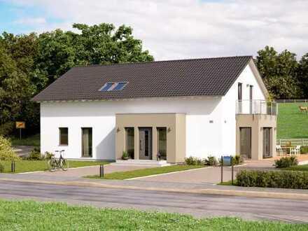 KFW Niedrigenergiehaus mit Einliegerwohnung !! 240.000€ zinsvergünstigtes Darlehn sichern!!
