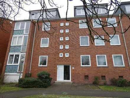 Gepflegte Zwei-Zimmer-Dachgeschoss-Wohnung in Schwachhausen