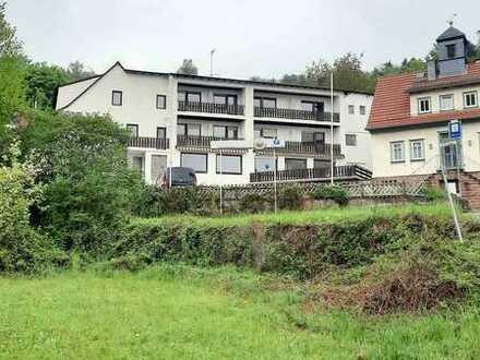 Die Gelegenheit! Pension mit 24 Zimmern, Sonnenterrasse, Schwimmbad & Sauna in Oberzent Raubach