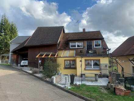 Häuschen sucht renovierungsfreudigen Liebhaber
