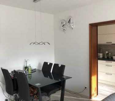 Exklusive, neuwertige 2-Zimmer-EG-Wohnung mit Balkon in Mainz - PROVISIONSFREI -