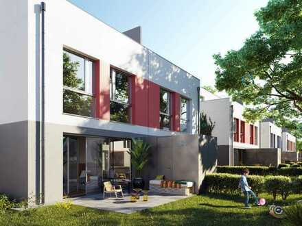 Ihr Traumhaus: 4-Zimmer-Reihenhaus mit großzügigen Grundrissen - AO8