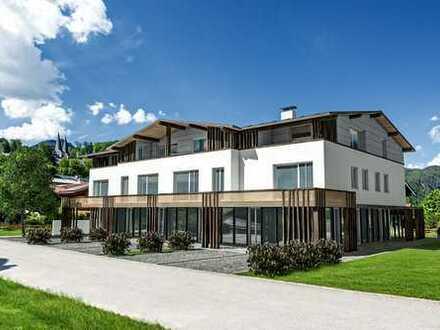 Wohnung mit Alpenblick im Penthouse Stil direkt von Bauträger provisionsfrei