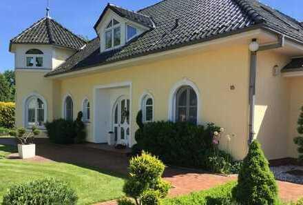 Mediterrane Neubau-Villa im Westhavelland –  ca. 55 min vom Kurfürstendamm in 16845 Wildberg