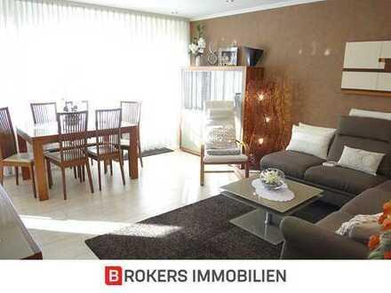 Moderne 4-Zimmer-Wohnung mit Balkon/Loggia und Schüller-Markeneinbauküche
