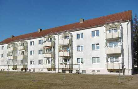 RESERVIERT! Geräumige 3-Zimmer-Wohnung mit Balkon und Carport in Alt Ruppin