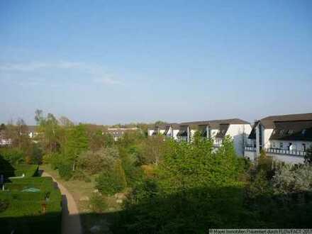 Bezugsfreie Wohnung mit Loggia u. Fußbodenheizung im grünem Finowfurt b. Eberswalde