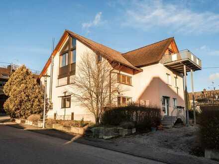 Großzügig und modern Wohnen im gemütlichen Riedheim!