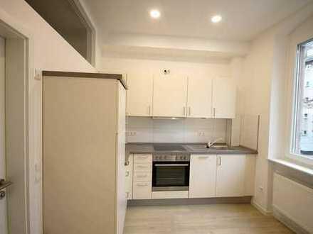 Fairmieten - Erstbezug nach Sanierung: Zentral und ruhig gelegenes Apartment mit 1 Zimmer