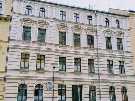 Erstbezug nach Sanierung: günstige 3-Zimmer-Wohnung mit EBK in Görlitz