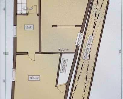 Attraktives und renoviertes 3-Zimmer-Haus zur Miete in Obernzenn, Obernzenn
