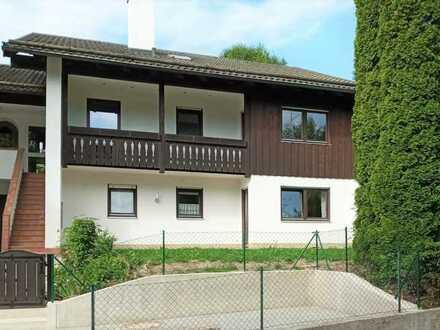 Seenahes Einfamilienhaus - mit zusätzlicher Einlieger-Wohnung/Büro