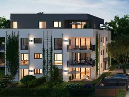 Erstbezug: exklusive 3-Zimmer-Wohnung mit Balkon in Offenbach am Main