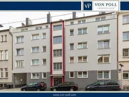 Wohnen in der City: Großzügige Etagenwohnung mit Fernblick für bis zu 4 Personen