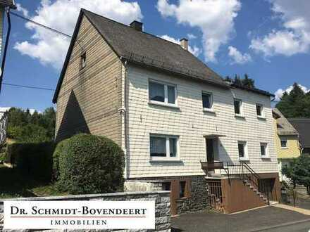 Nähe Bad Marienberg! Gepflegtes, großzügiges Einfamilienhaus mit großem Garten und Garage!