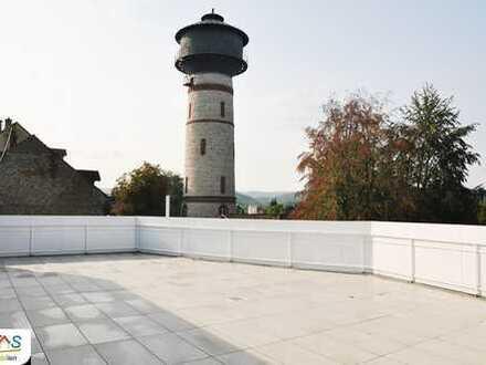 Moderne 3-Zimmer Exklusiv Terrassenwohnung in attraktiven Wohngebiet, geeignet auch für Gewerbe!