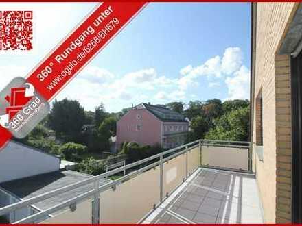 Gut geschnittene 2 1/2 Zimmer-Whg. m. Balkon in ruhiger u. zentraler Lage in Kerpen-Neu Bottenbroich