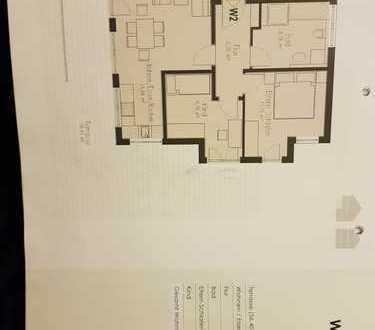 Erstbezug mit Einbauküche und gartenTerrasse: stilvolle 3-Zimmer-EG-Wohnung in Neufahrn bei Freising