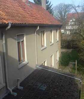 Solide, gemütliche 4-Zimmer-Wohnung in früherer Manufaktur zur Miete in Bünde