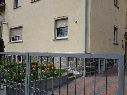 Idyllische 2-Raum-Wohnung in Oberwartha