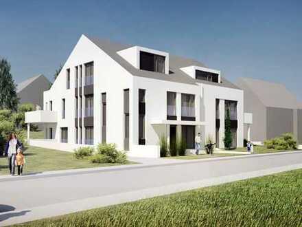 Gemütliche 2-Zimmer-Dachgeschosswohnung mit modernem Wohnkomfort und Balkon