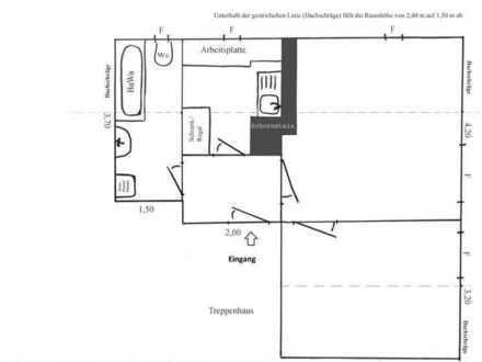 2-Zimmer-DG-Wohnung in Münster