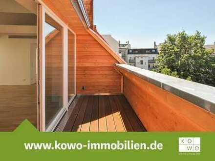 ERSTBEZUG nach Sanierung - 3 Zimmer - Dachgeschoss