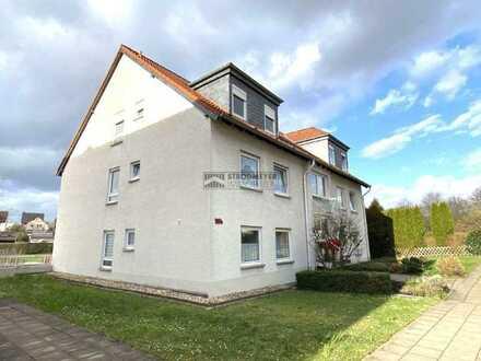 Stadtnah wohnen in ruhiger Grünlage - Maisonette-Wohnung mit 73 m² plus 20 m² ausg. Spitzboden!