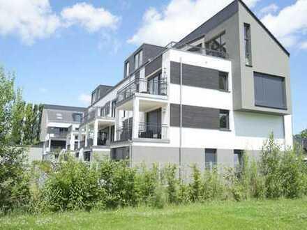 Tolle Erdgeschosswohnung mit Terrasse in hochwertiger Ausstattung, Design Bad - Do-Hohenbuschei