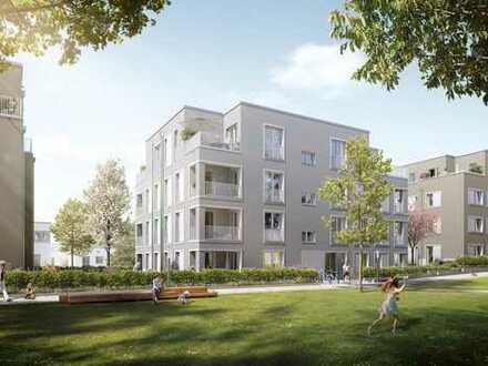 Neubau - 4-Zimmer Wohnung mit Loggia