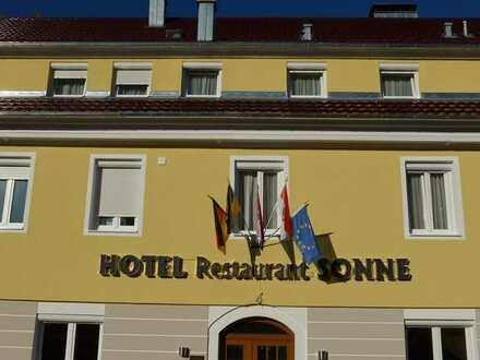 3 Sterne - Hotel & Restaurant in Weingarten-Ravensburg, 15 min Autofahrt bis zum Bodensee