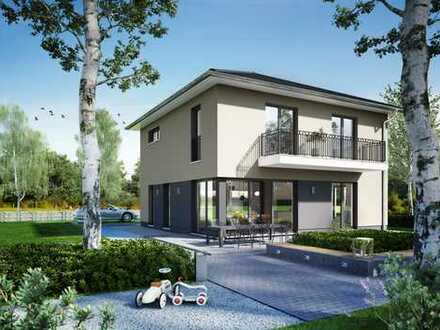 Grundstück inkl. Stadtvilla, exklusiv-Heinz von Heiden Bauherren