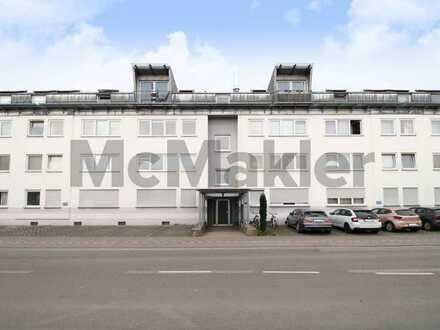 Attraktive Kapitalanlage: Helles, gepflegtes 1-Zimmer-Apartment nahe Frankfurt am Main
