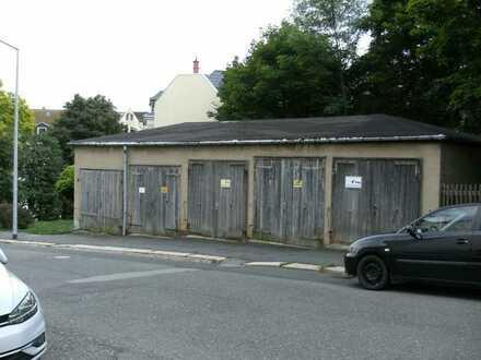 Verkauf eines Garagengrundstücks in Plauen