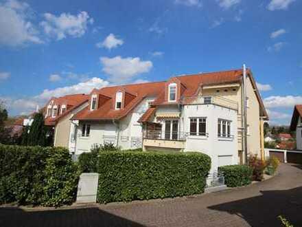Traumhafte 4 Zimmer Maisonette Wohnung - Wiesloch Baiertal