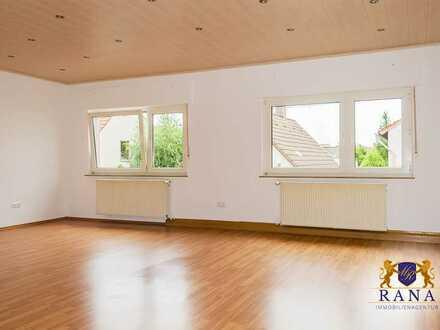 Viel Platz für die Familie · 4,5 ZKB Etagenwohnung inkl. einer voll ausgestatteten Einbauküche