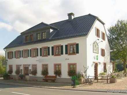 Neuer Preis! Schönes Landgasthaus/Restaurant, 5 Gästezimmer, Betreiberwohnung in sehr günstiger Lage