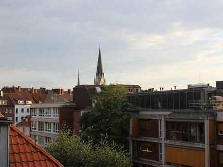 Drei Zimmer Wohnung mit herrlichem Blick über das Kreuzviertel