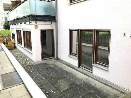 Langjährig vermietete 2-Zi.-EG-Wohnung in Rottenburg