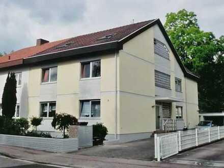 Gepflegte 3-Zimmer-EG-Wohnung mit Balkon in Neustadt-Hambacher Höhe