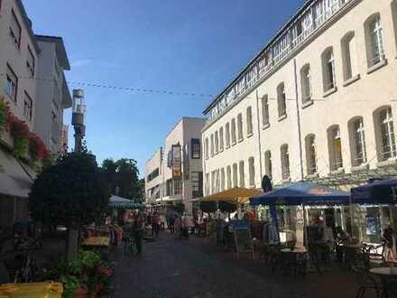 Renditeimmobilie - Ladenlokal in 1-A Lage (City) in Gaggenau Zentrum für Kapitalanleger