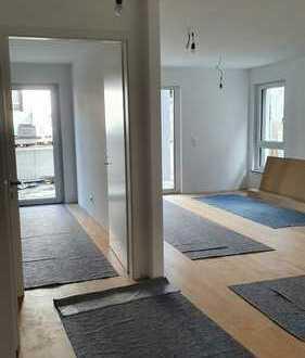 NEUBAU 3,5-Zimmer-Erdgeschosswohnung mit Garten und Küche in Waiblingen