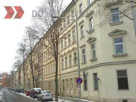 3-Raum-Wohnung im historischen Stadtteil