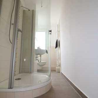Neu sanierte 2 Raum Wohnung - Südbalkon - Dusche