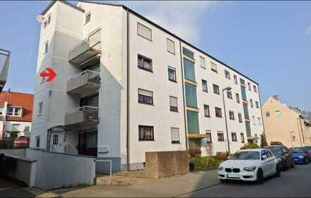 Gepflegte ETW mit 2 Balkonen in zentraler Lage Friesenheims