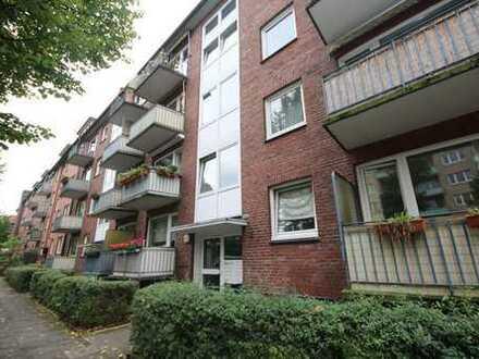 preiswerte und zentrale 3-Zimmerwohnung in Dulsberg!