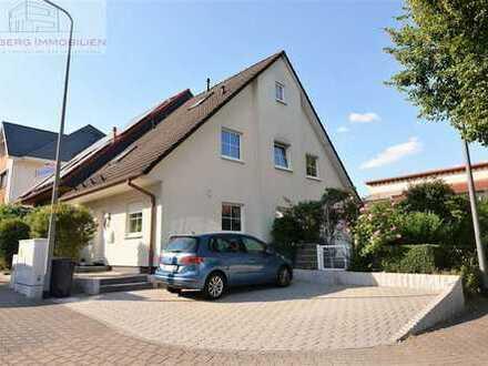 *Provisionsfrei* Schöne Doppelhaushälfte mit Skylineblick - am Riedberg (Erbbaurecht)